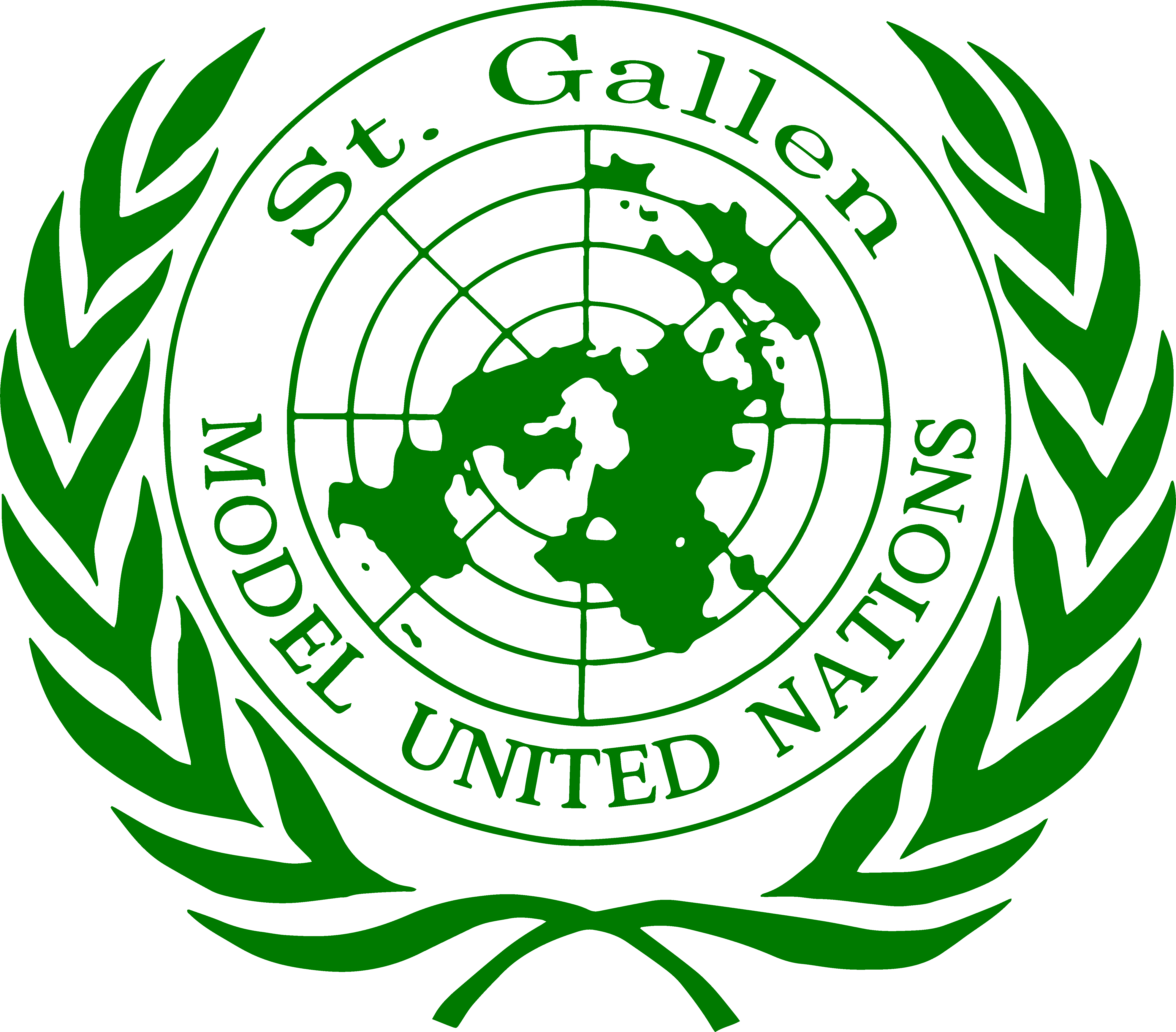 Logo St.Gallen MUN
